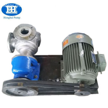 NCB high viscosity liquid internal gear rotor pumps